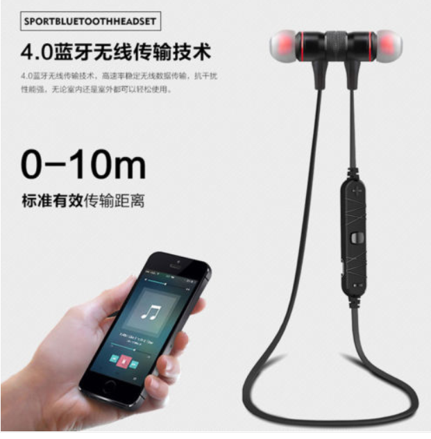 Earphones Earbuds for apple iPhone Sport with 3.5 earphone plug