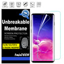 """Flex Membrane"" TPU Screen Protector For Samsung galaxy phones"