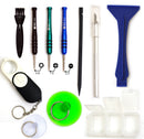Repair Tool Kit Screwdrivers For iPhone samsung sony htc Pry Tools 10 tools