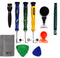 10 tools Repair Kit Screwdrivers For iPhone samsung sony htc Pry