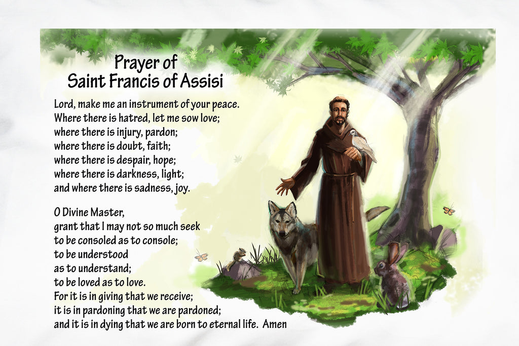 St. Francis of Assisi *