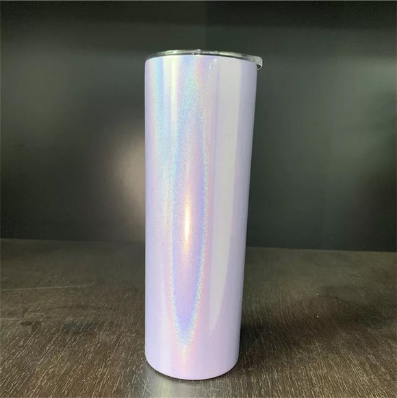 Glitter Sublimation 20oz Tumblr