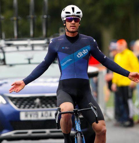 Alex Richardson winning Severn Bridge in 2019