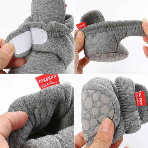 top quality baby booties