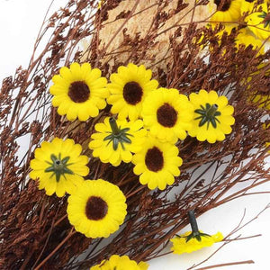 artificial sunflower