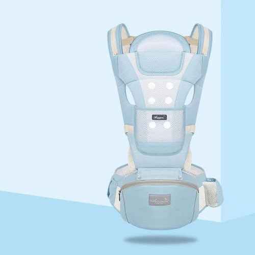 baby carrier with seat