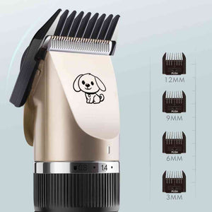 clippers for dog haircut styles