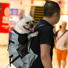 Load image into Gallery viewer, dog backpack carrier