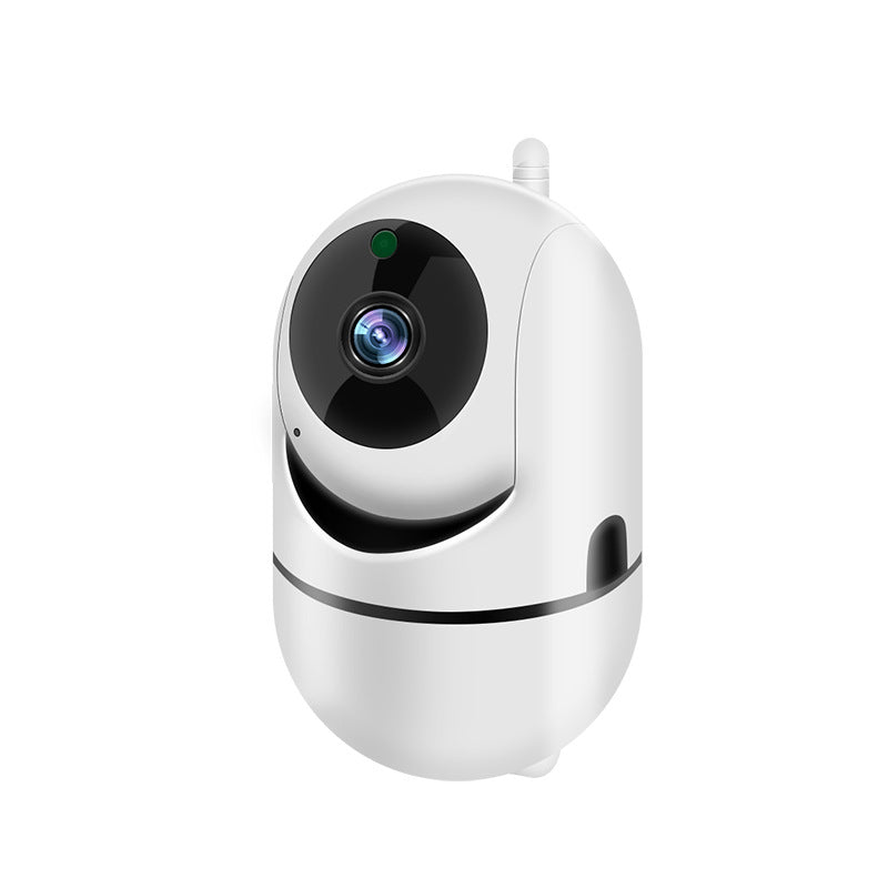Baby video monitor white