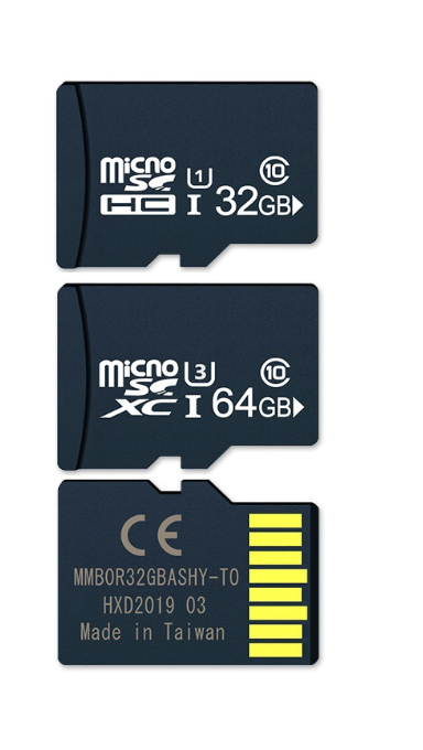 Micro SD Card 32/64 GB