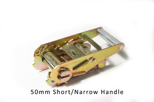 50mm short/narrow ratchet handle