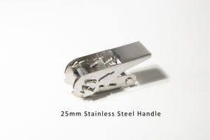 25mm stainless steel ratchet handle