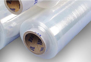 clear pallet stretch wrap - 20 micron
