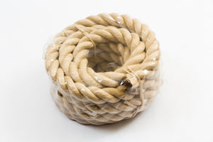 24mm polyhemp decking rope coil 10mtr