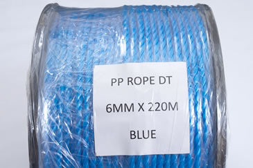 polypropylene rope reel