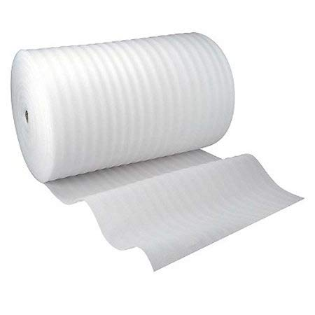4mm x 1000mm foam 75mtr roll