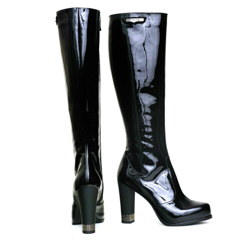 ALTA KNEE-HIGH BOOT - NOTTEVERA - 1