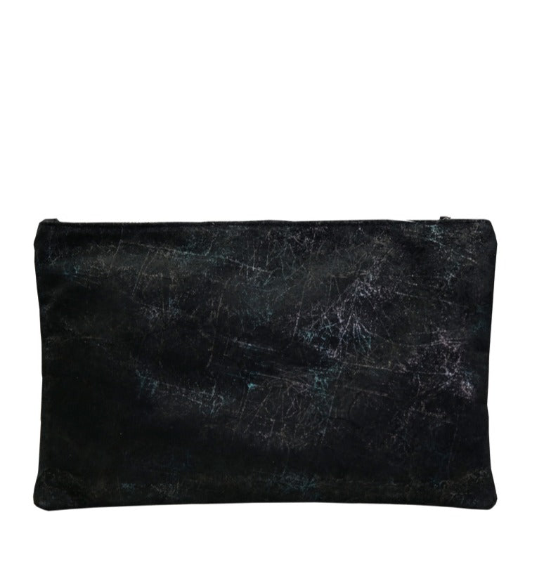 CARYN CLUTCH - DARK WASHED - NOTTEVERA