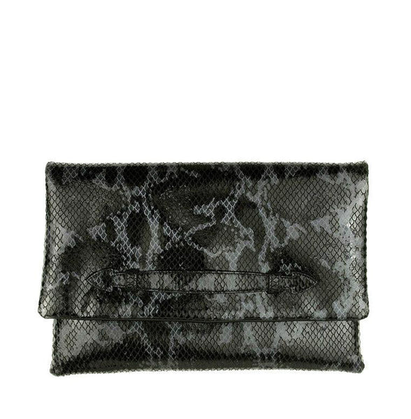 CHIARA OVERSIZED CLUTCH - MARBLE