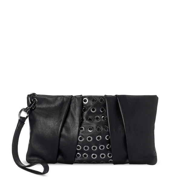 CODY CLUTCH - MATTE BLACK