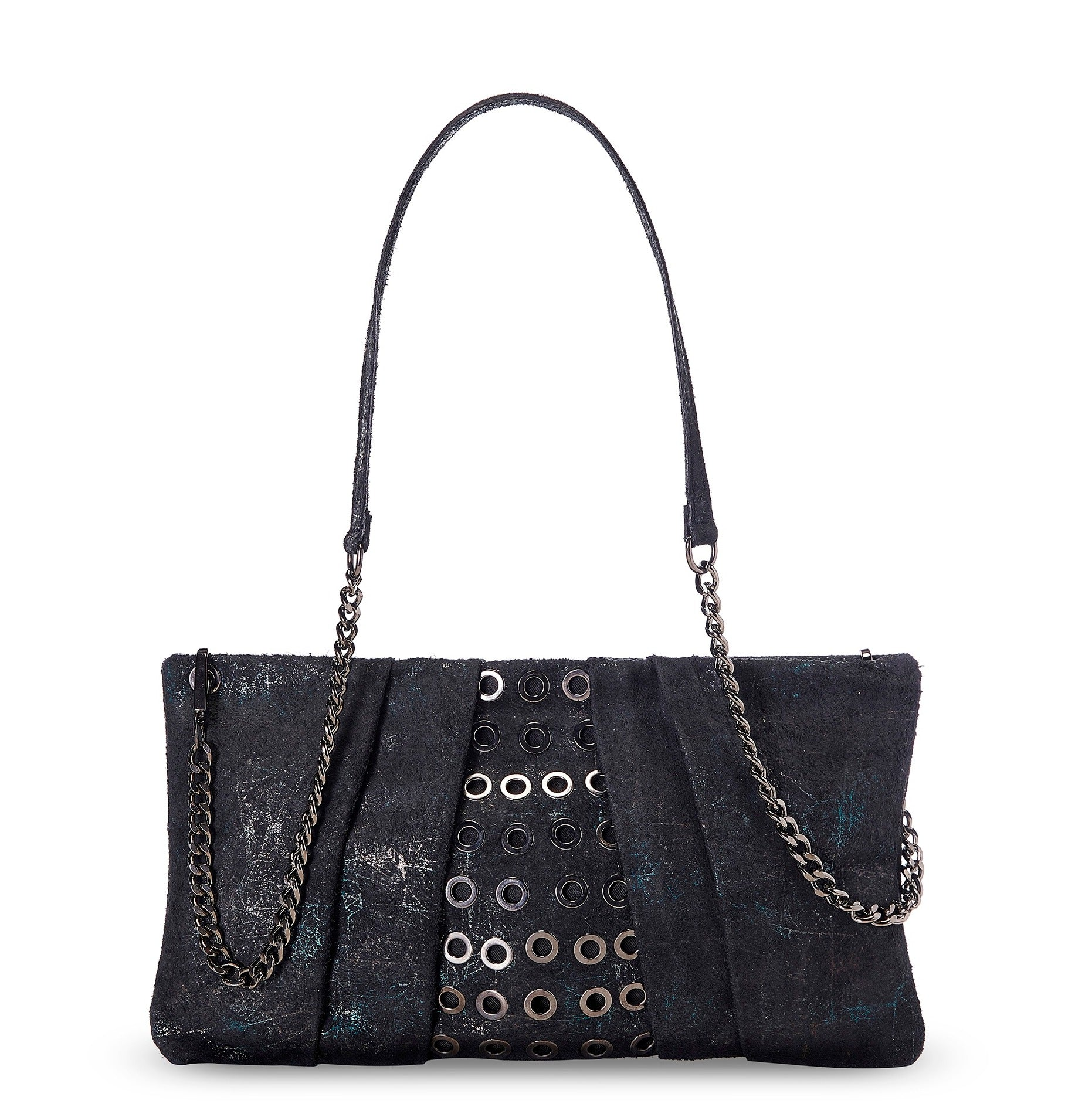 CODY CLUTCH - DARK WASHED - NOTTEVERA