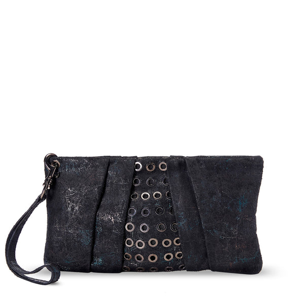 CODY CLUTCH - DARK WASHED