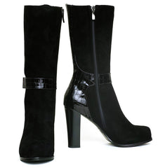 DIAMANTE SUEDE BOOT - NOTTEVERA - 2