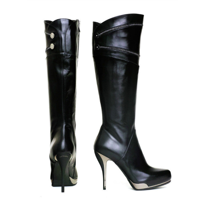 NERA TALL BOOT - NOTTEVERA - 1