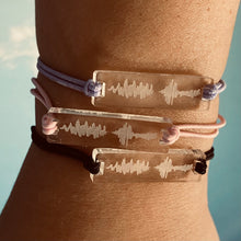 Load image into Gallery viewer, Soundwave - Friendship style bracelet