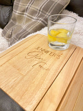 Load image into Gallery viewer, Personalised G&T Sofa Tray