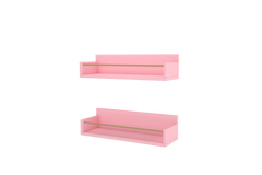 Elegant Wall Shelves