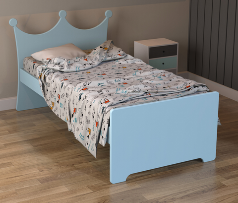 Crown Single Bed