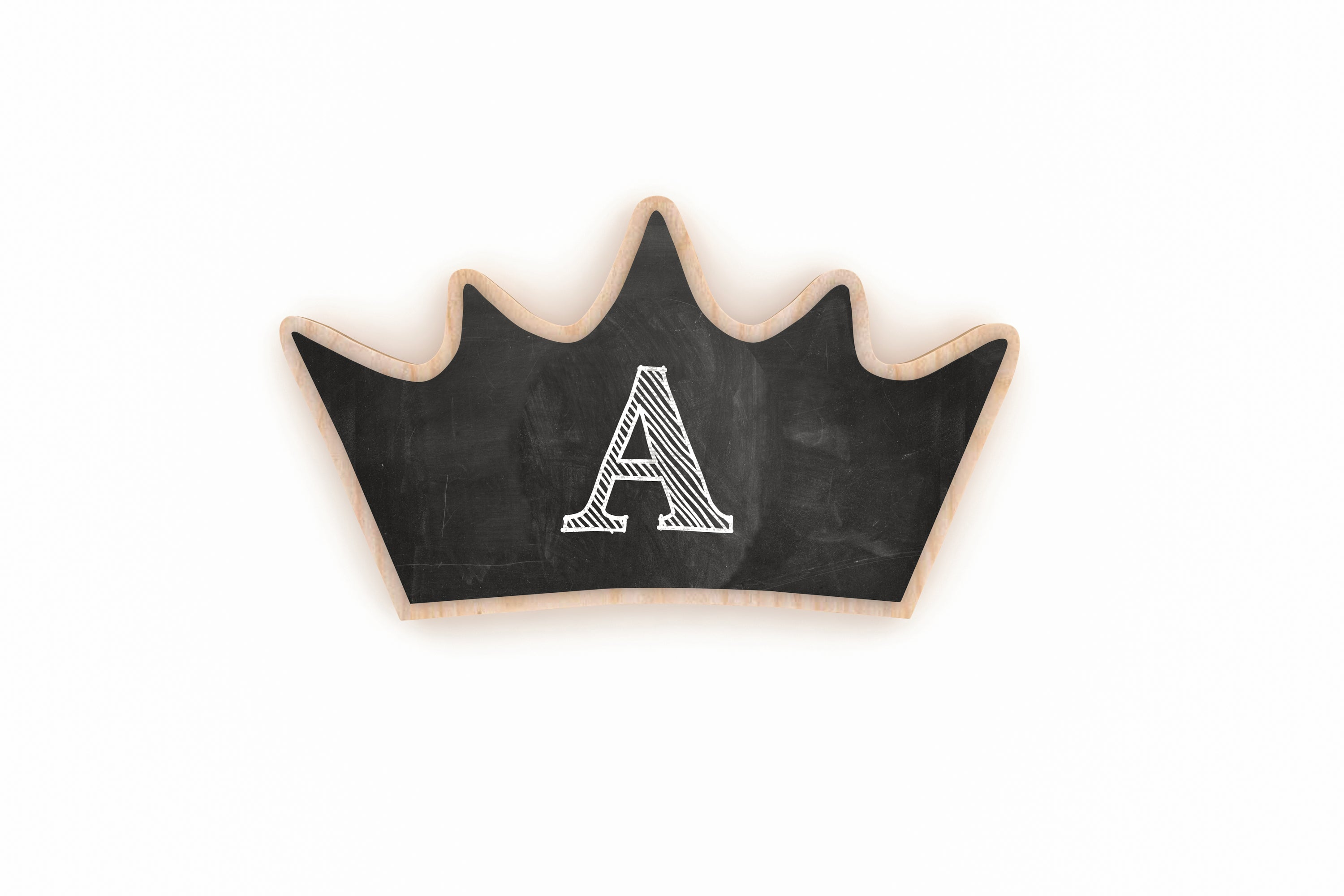 Crown Chalkboard