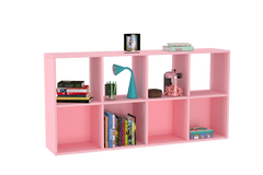 Montessori 4x2 Shelves