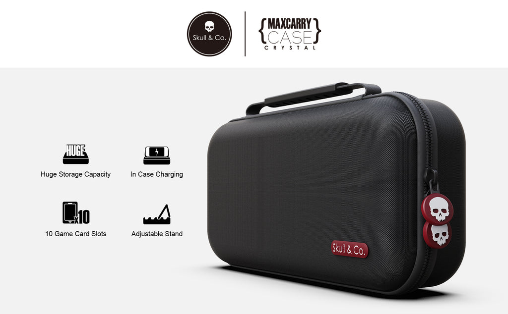 MAXCARRY CASE CRYSTAL 01