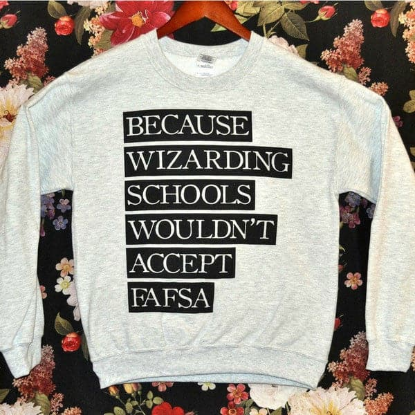 'Wizarding School' Sweater