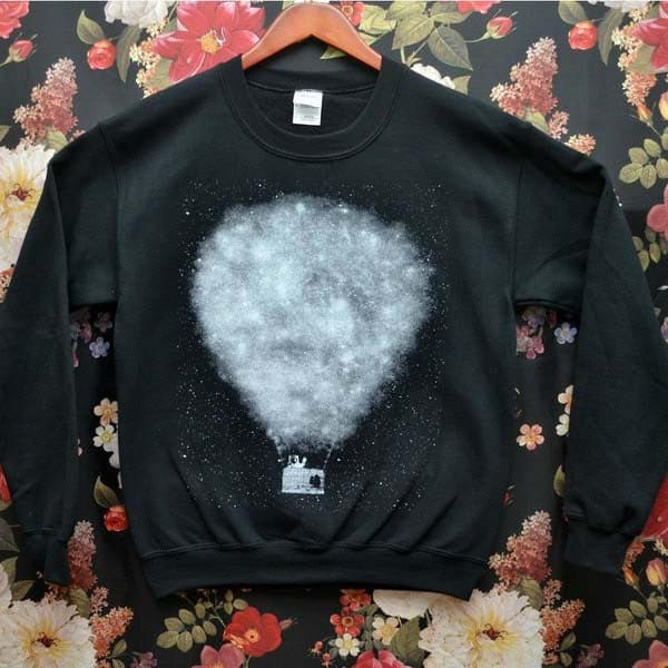'Farewell, Cruel World' Sweater
