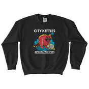 'City Kitties' Sweatshirt