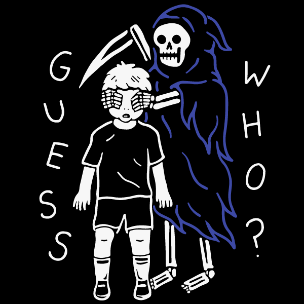 'Guess Who?' Sweatshirt