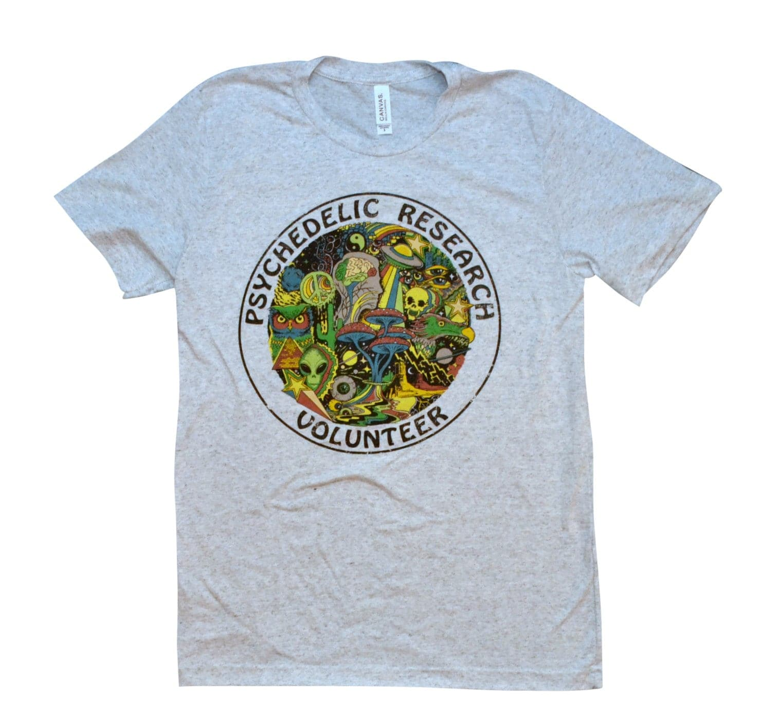 'Psychedelic Research Volunteer' Shirt