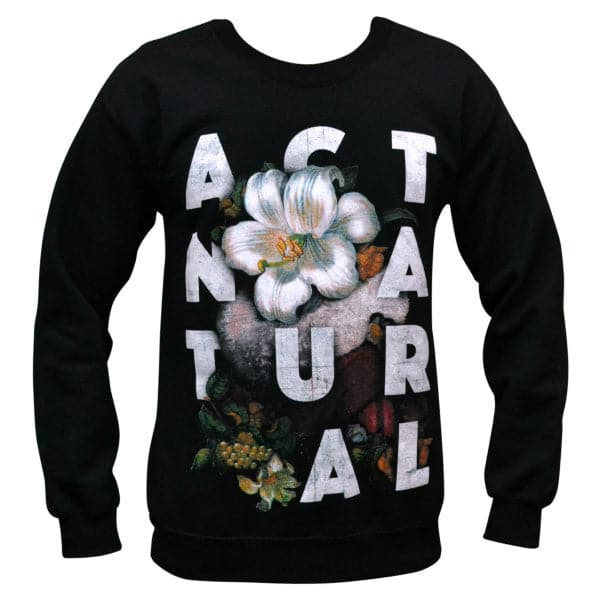 'Act Natural' Sweater