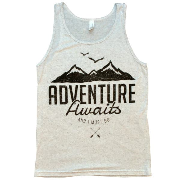 'Adventure Awaits' Tank Top