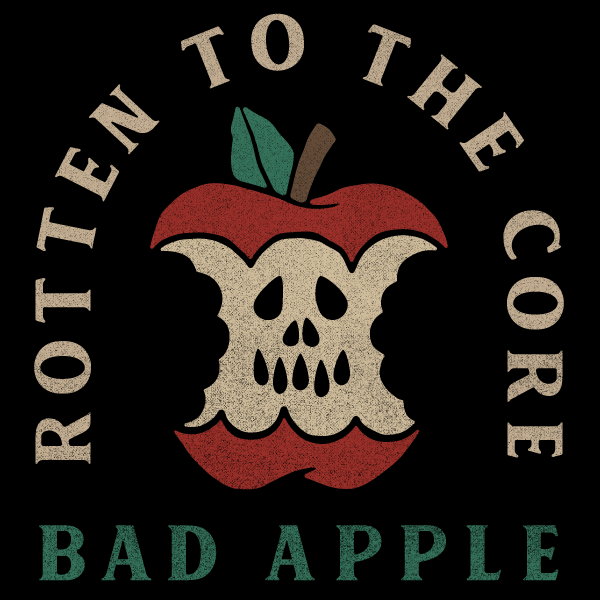 'Bad Apple' Shirt