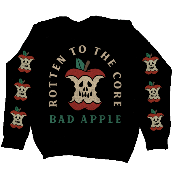'Bad Apple' Sweatshirt