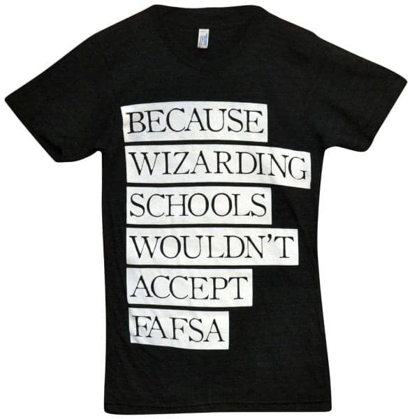 'Wizarding School' Shirt