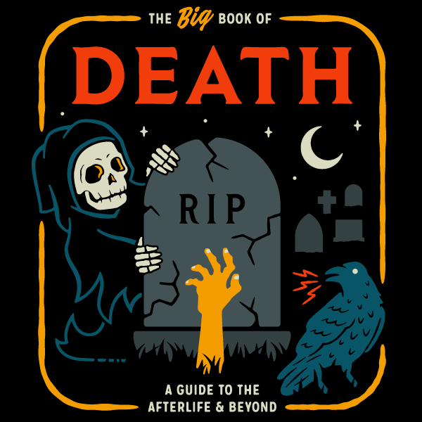 'Book of Death' Shirt