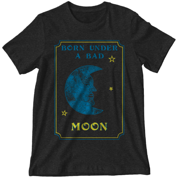 'Bad Moon' Shirt
