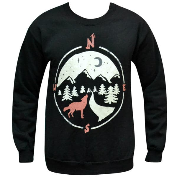 'Call of the North' Sweater