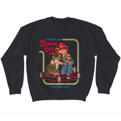 'Demon Cat' Sweatshirt