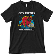 'City Kitties' Shirt